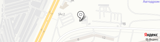 Тачки на карте Братска