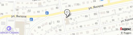 ТанДем на карте Братска