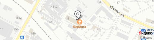 Регион-Электро на карте Братска