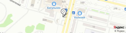 Вита Плюс на карте Братска