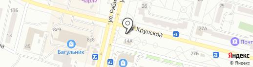 Bestway на карте Братска