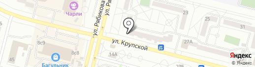 Элит Визаж на карте Братска
