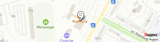 Street Dance на карте Братска