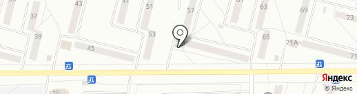 У Ольги на карте Братска