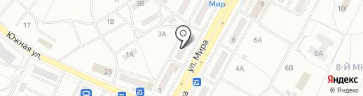 Соцпродукт на карте Братска