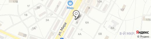 Ваши окна на карте Братска