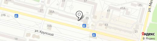 Партия на карте Братска