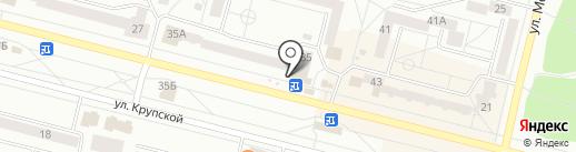 ПивоПей на карте Братска