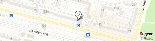 Nude на карте Братска