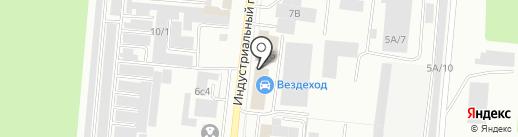 ПрофРегион на карте Братска