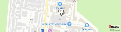 Фирма по продаже полиэтиленовых труб на карте Братска