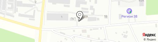 СибирьТехКомплект на карте Братска