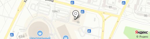 Память на карте Братска