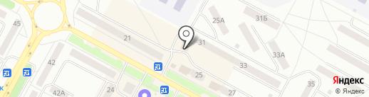 Почта Банк, ПАО на карте Братска