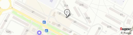 Востсибтранскомбанк на карте Братска