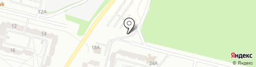 AVTOСОЮЗ на карте Братска
