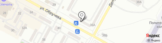 Алые паруса на карте Братска
