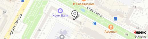 Shkola.vip на карте Братска