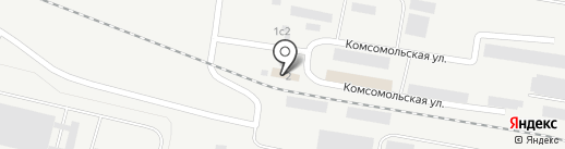 Арника-Пром-Сервис на карте Братска