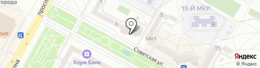 Закусочная в Славянском на карте Братска