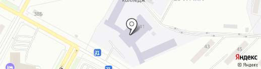 Пекарня на карте Братска