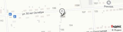 У Анны на карте Братска