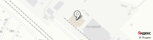 Прок-Сервис на карте Братска