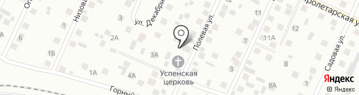 Церковная лавка на карте Братска
