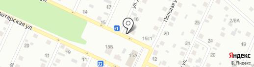 СТО-911 на карте Братска