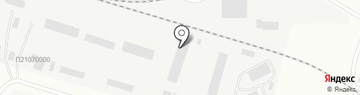 ЗУБР на карте Братска