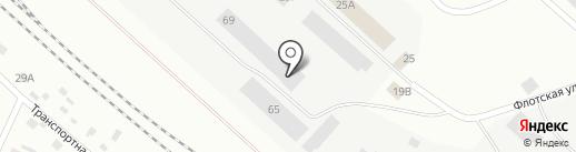 БратскОптТорг на карте Братска