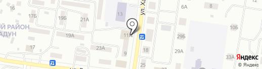 Банкомат, ВТБ 24, ПАО на карте Братска