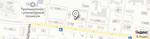 Управление автомобильной магистрали Красноярск-Иркутск Федерального дорожного агентства, ФКУ на карте Братска