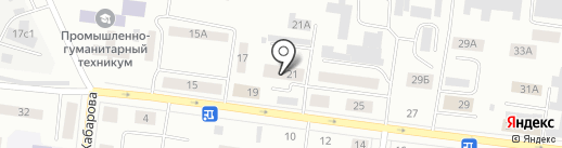 Подшипник-Сервис на карте Братска