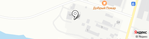 БратскТракСервис на карте Братска