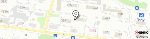 Доступное жилье каждому на карте Братска