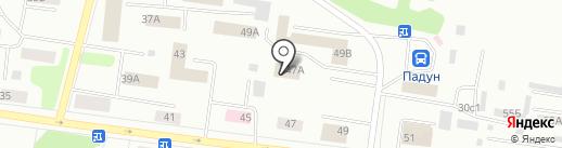 СибЗемпроект на карте Братска