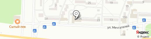 АртМебель на карте Братска