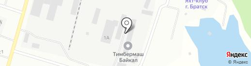 Vianor на карте Братска