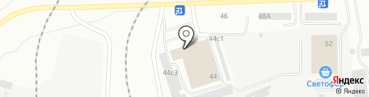 Центр сертифицированного обучения программе 1С на карте Братска