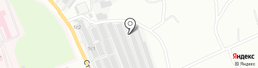 Элдвиг на карте Братска