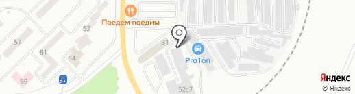 VIKING на карте Братска