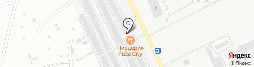 Автодело на карте Братска