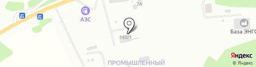 ТехОсмотр38 на карте Братска