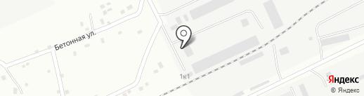 ТоргМастер на карте Братска