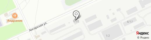 AVTOритет на карте Братска