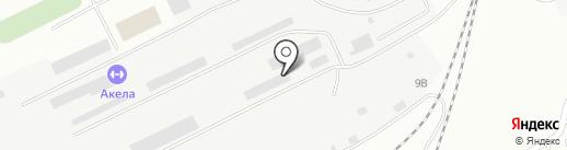 Компания по обеспечению огнезащитной обработки на карте Братска