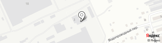 ЗСТЭМИ-2 на карте Братска