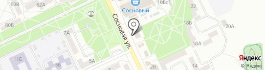 Эконом Мебель на карте Братска