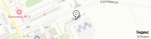 Сотик & сервис на карте Братска